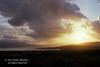 Sunset over Rain Forest and Lake Arenal, Costa Rica, Central America