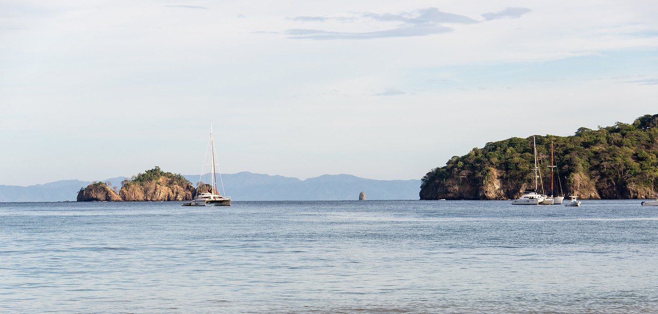 Playas Del Coco, Costa Rica - December 2014