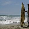 Surfer, Playa Sámara