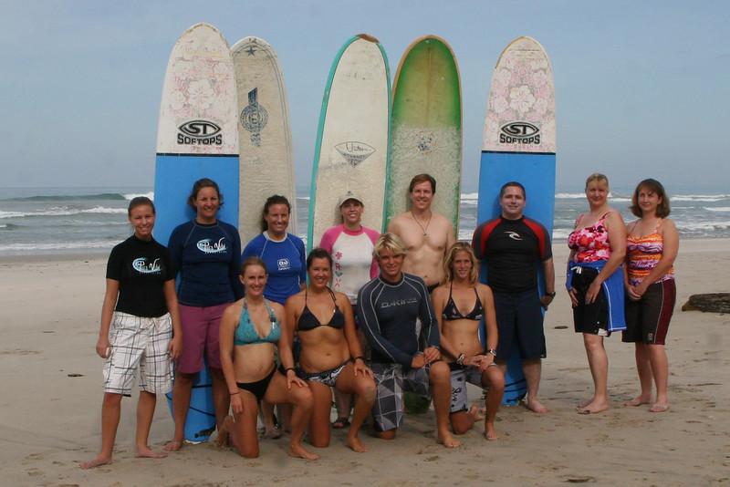 Group shot courtesy of Orly .