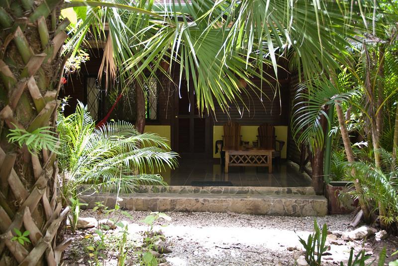 My room at Tropico Latino.