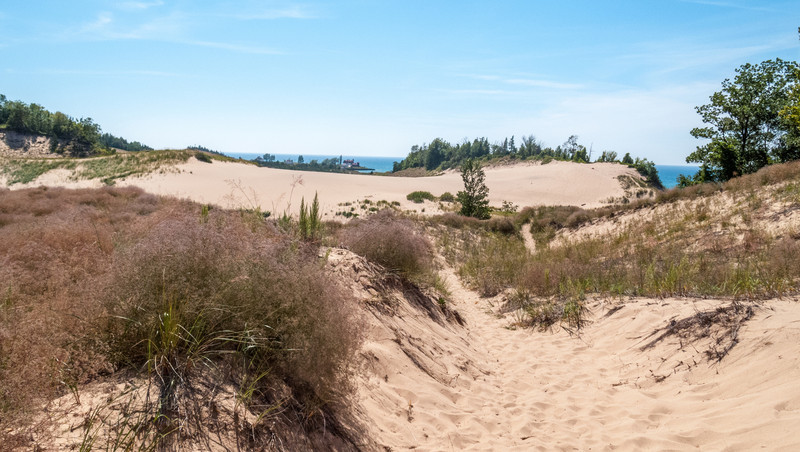 Point Betsie Dunes