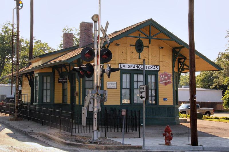 LaGrange Railroad Depot