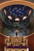 Altar of the Saints Cyril and Methodius Church, Shiner, Texas.