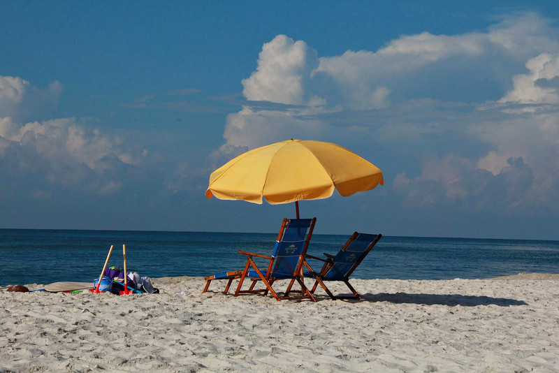 Orange Beach, Alabama, 7-7-2011