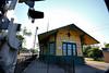 LaGrange railroad depot, 4-1-2011