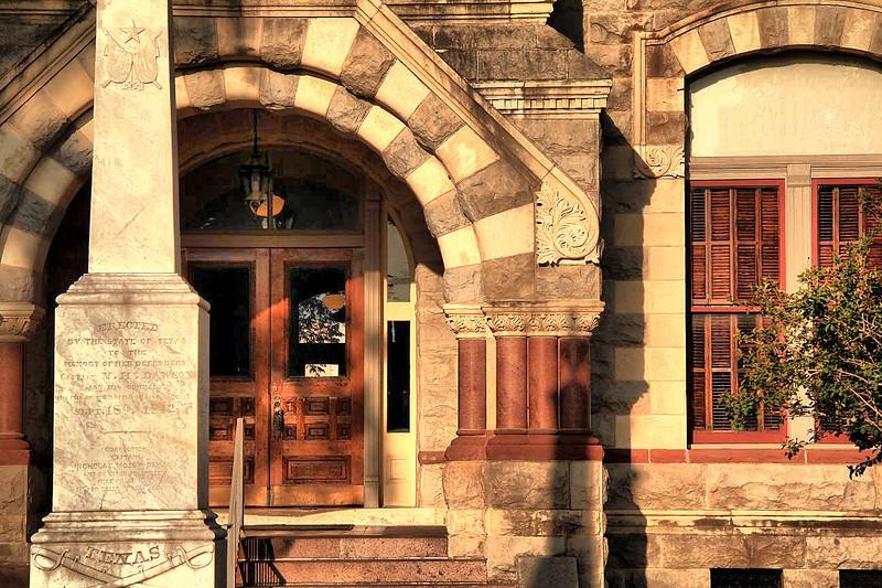 LaGrange, Tx Courthouse.