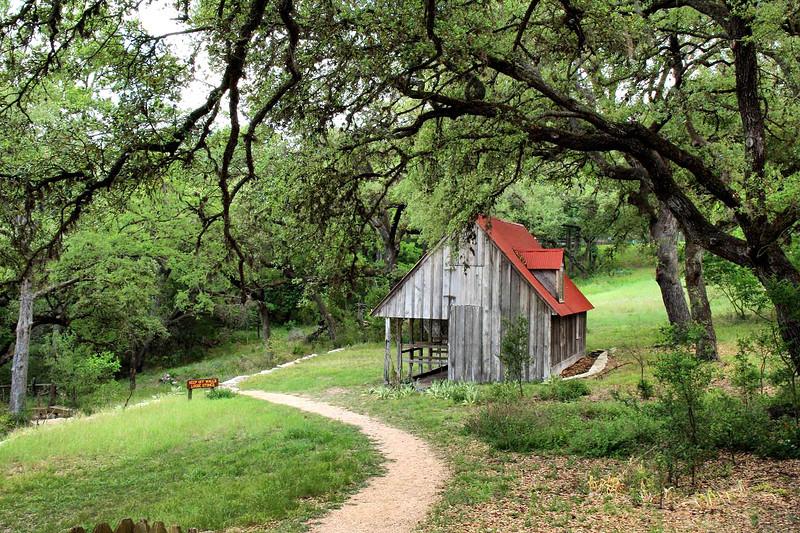 LaGrange Brewery Museum grounds, Texas 6-10-2011