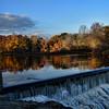 Eagleville Dam.