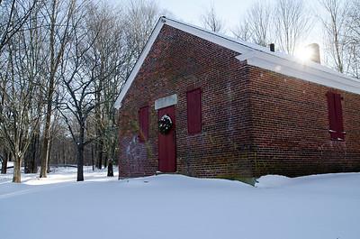 Brick Schoolhouse