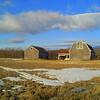 CIMG6625  Barns near Cadyville, NY, feb 19, 2012