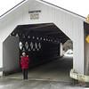 CIMG6651  Comstock Bridge, Montgomery, VT, feb 19, 2012