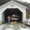 CIMG6652  Comstock Bridge, Montgomery, VT, feb 19, 2012