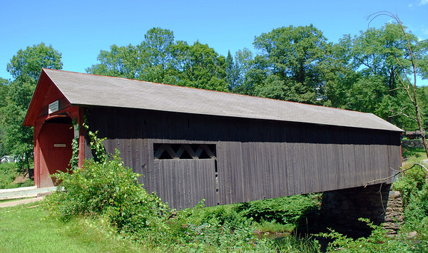 Southern Vermont Covered Bridges