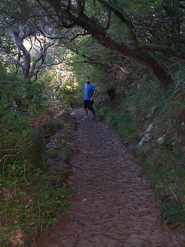 17th century slave trail