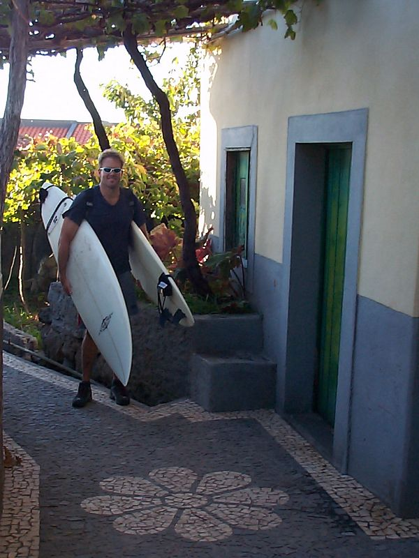 Board porter