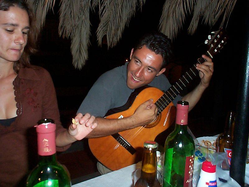 Gonzcalo the Fadoista
