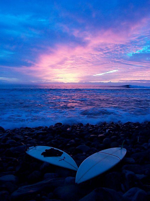 Epic Atlantic blue