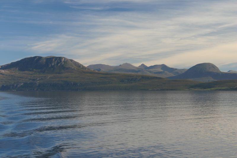 Baja or Scotland