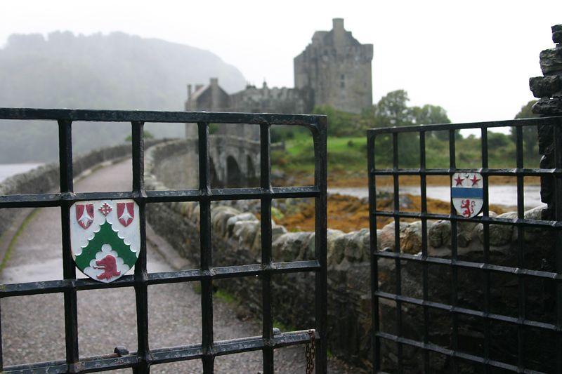 The gates of Donan