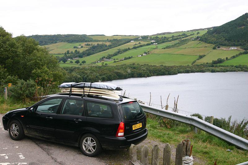 Pastoral Loch Ness
