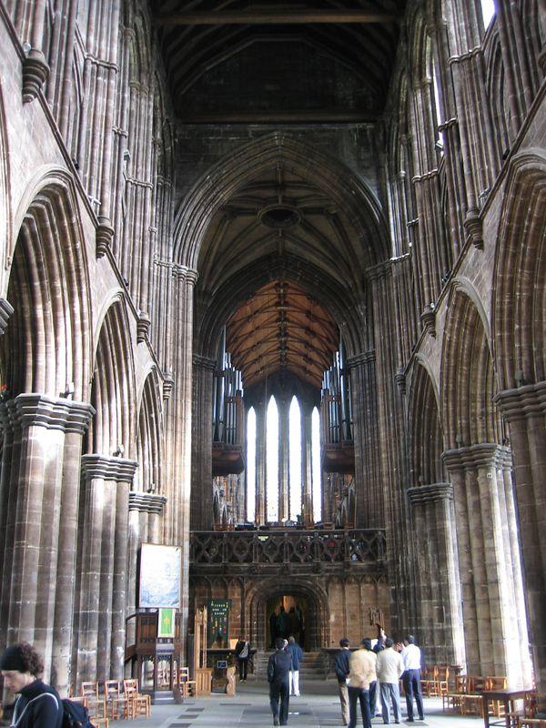 Glasgow interior