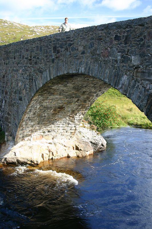 Hand made bridges