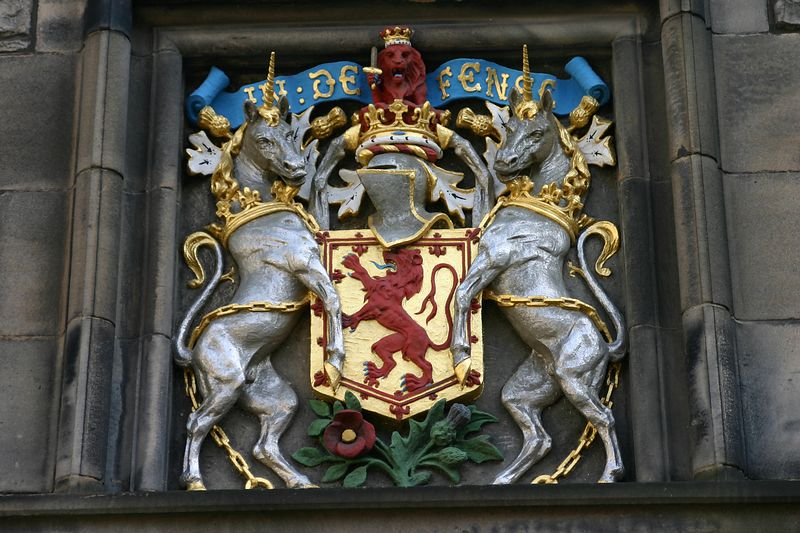 King James Coat of Arms
