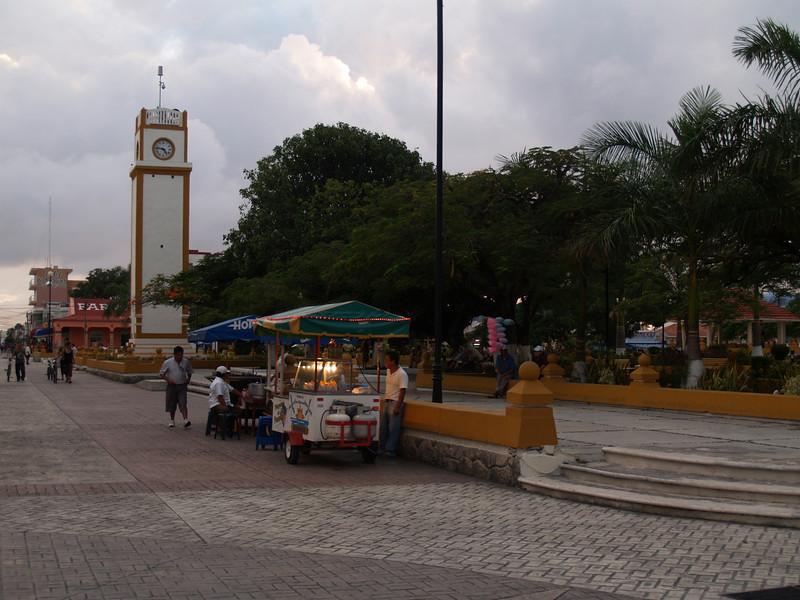 The San Miguel Town Square