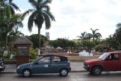 Cozumel square