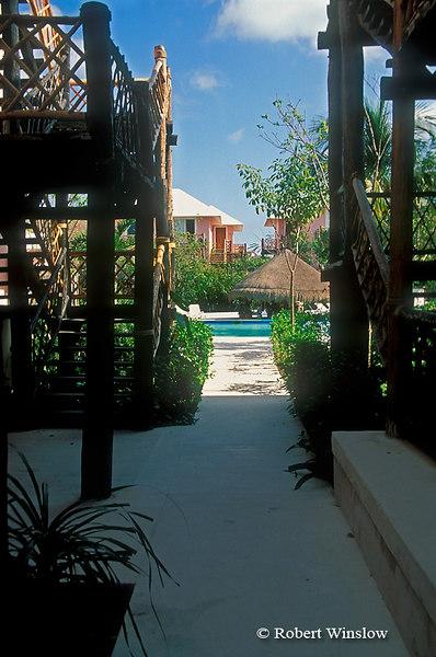 Reef Club Resort, Cozumel Island, State of Quintana Roo, Yucatan Peninsula, Mexico