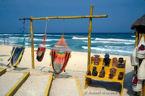 Tourist Shop, Eastern Shore, Cozumel Island, State of Quintana Roo, Yucatan Peninsula, Mexico