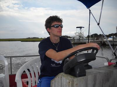 Crabbing Sharyn 2012