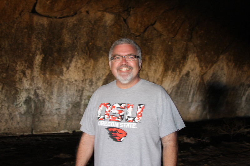 Dave in a Cave