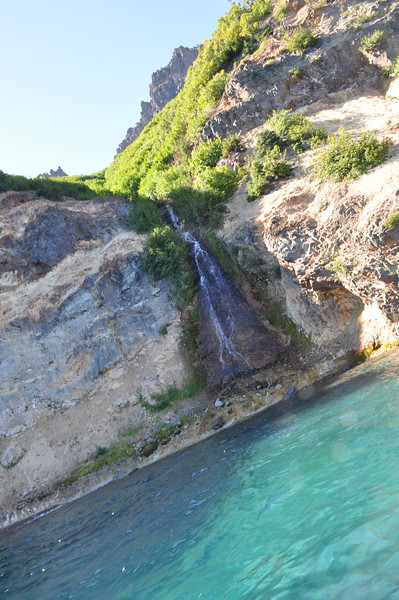 Waterfall @ Chaski Bay