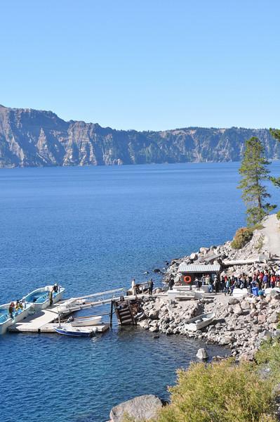 Boat Tour landing