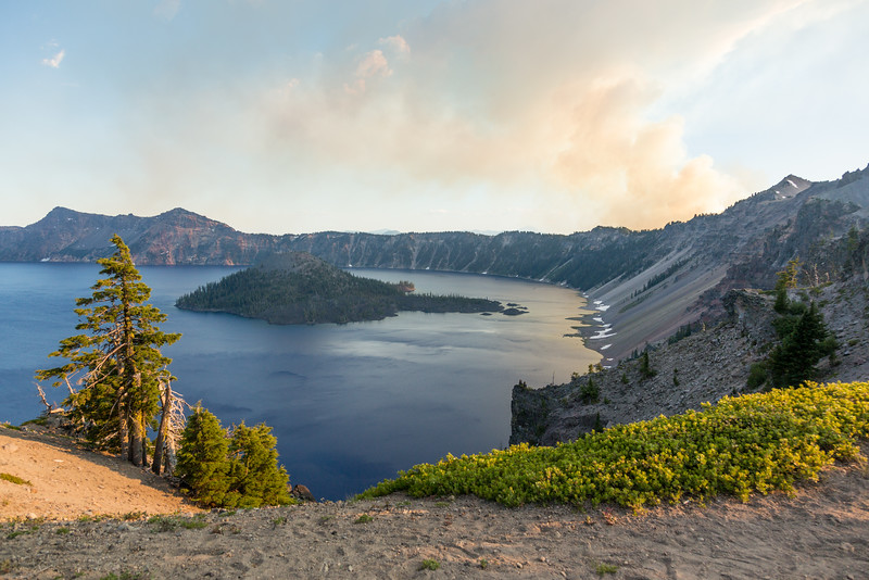 South Rim - Crater Lake