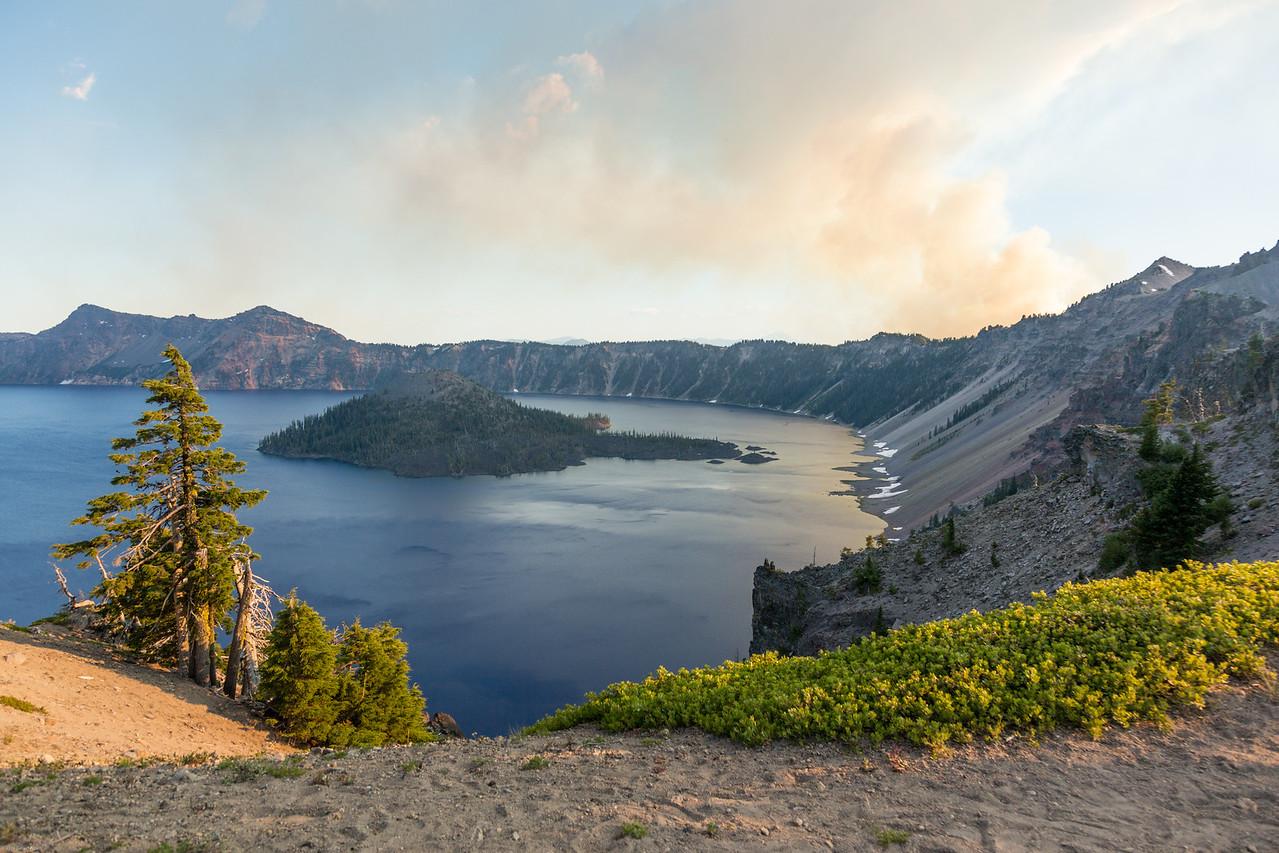 South Rim - Crater Lake