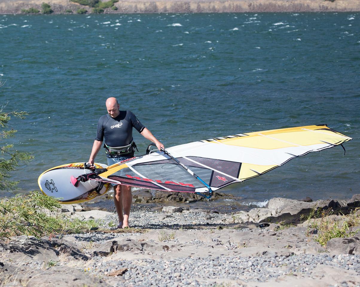 Wind Surfing Gear