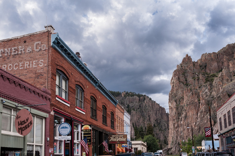 Creede Avenue, Creede, Colorado