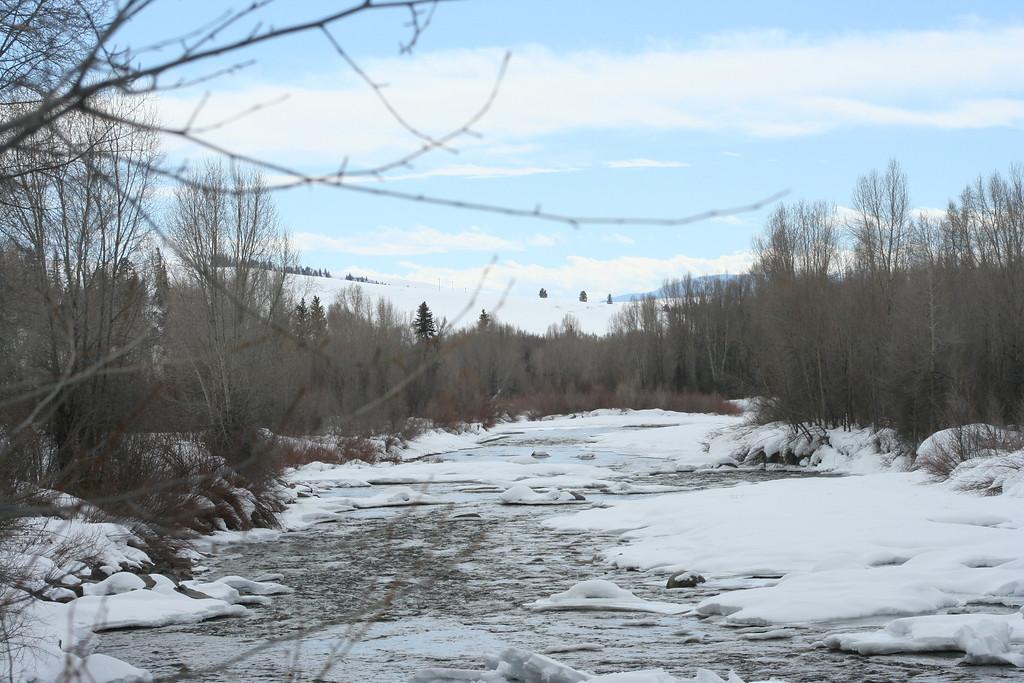 Slate River, Almont Colorado