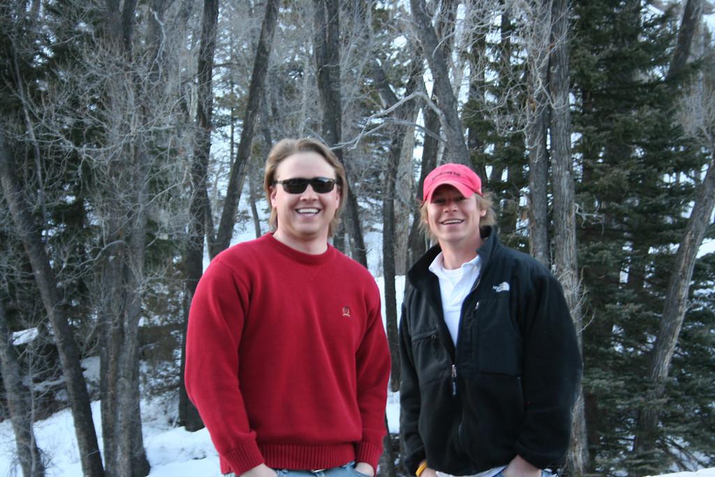 Zak and Pat