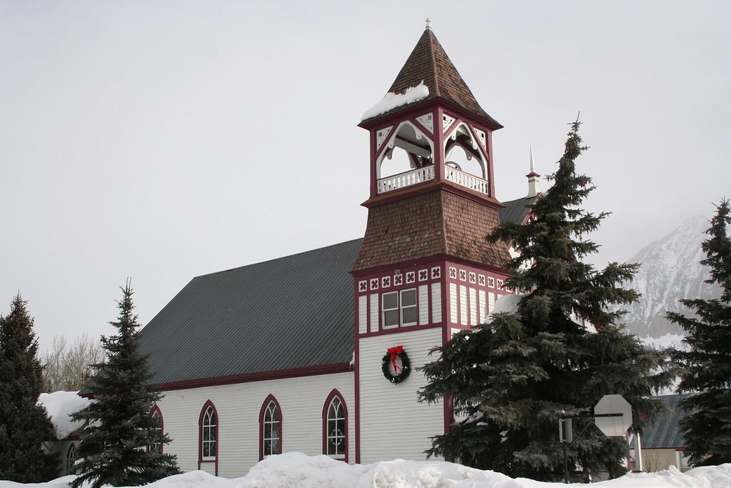 United Congregational Church - CB