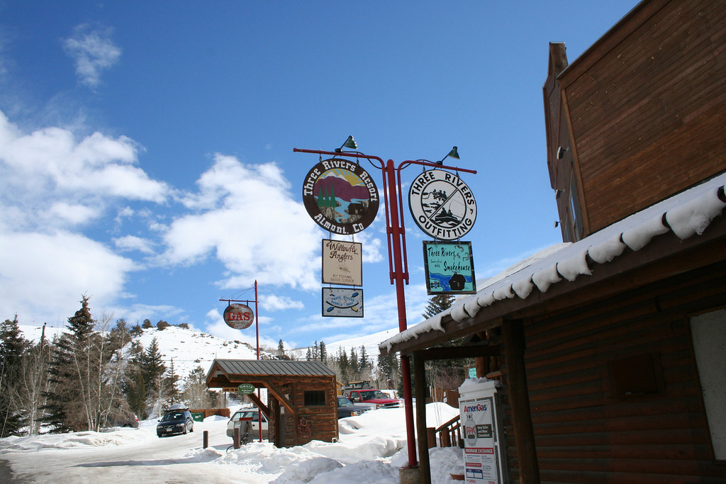 Three Rivers Resort<br /> Almont, CO