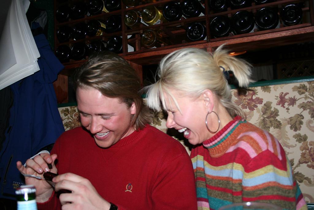 More laughs!