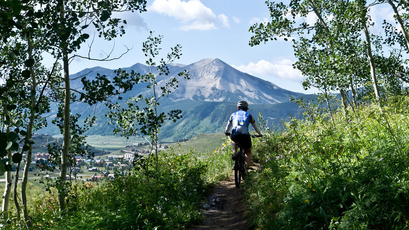 Snodgrass Trail - I