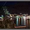 Loutro by night
