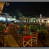 Colourful night - I  <br /> Cristinas Cafe