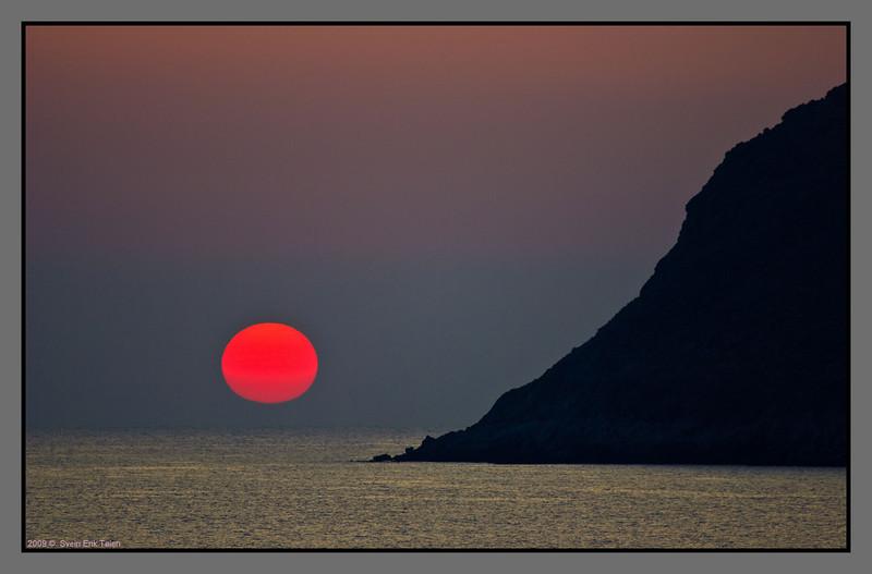 Sunset - II