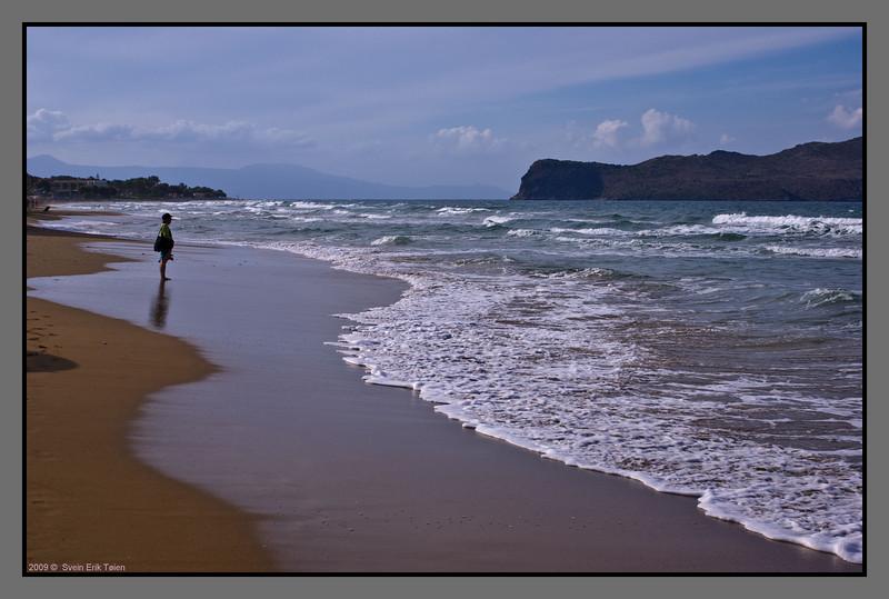 Beach<br /> Kato Stalos